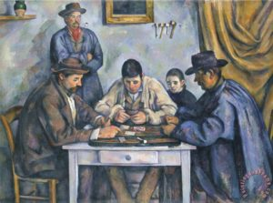 The Card Players, by Paul Cézanne www.metmuseum.org